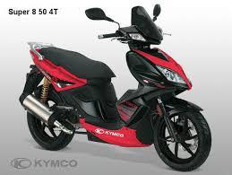 Kymco Super 8 4 takt